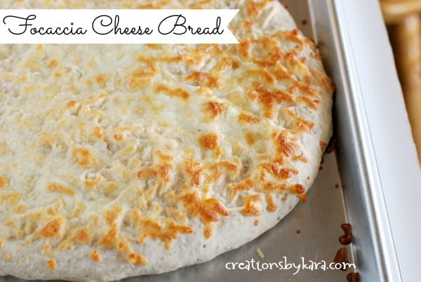 cheesy-bread, focaccia, recipe