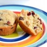 Flashback Friday: Granola Muffins