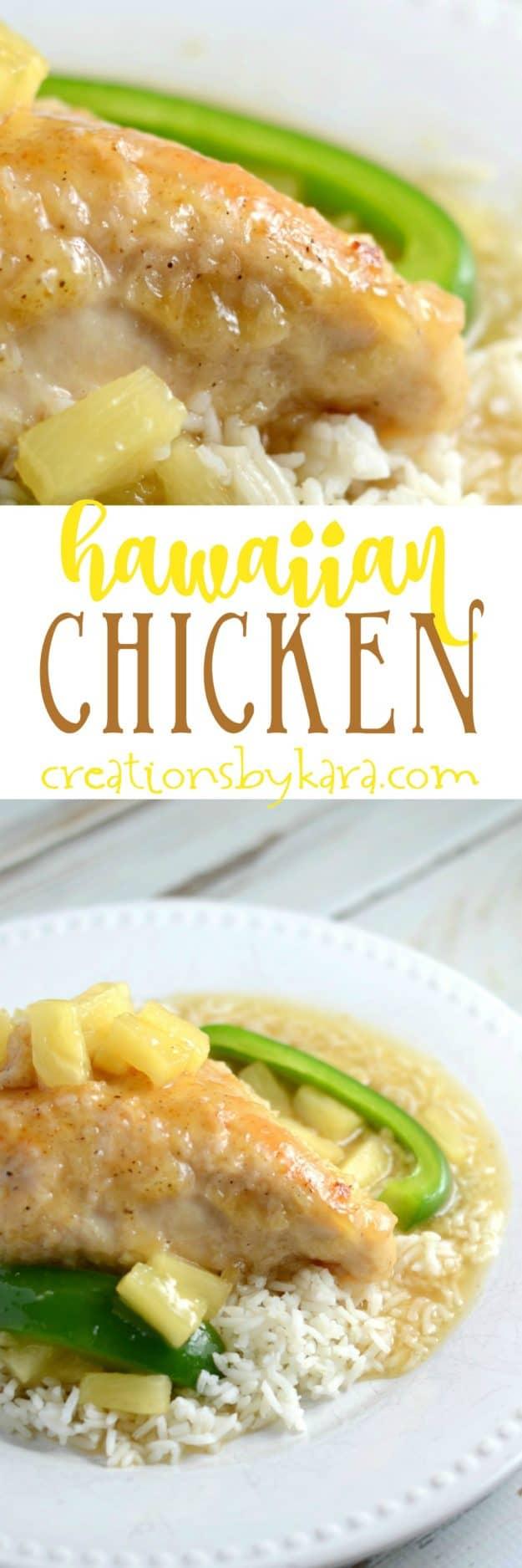 Hawaiian Chicken Recipe Food Network