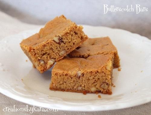 butterscotch-bars, recipe