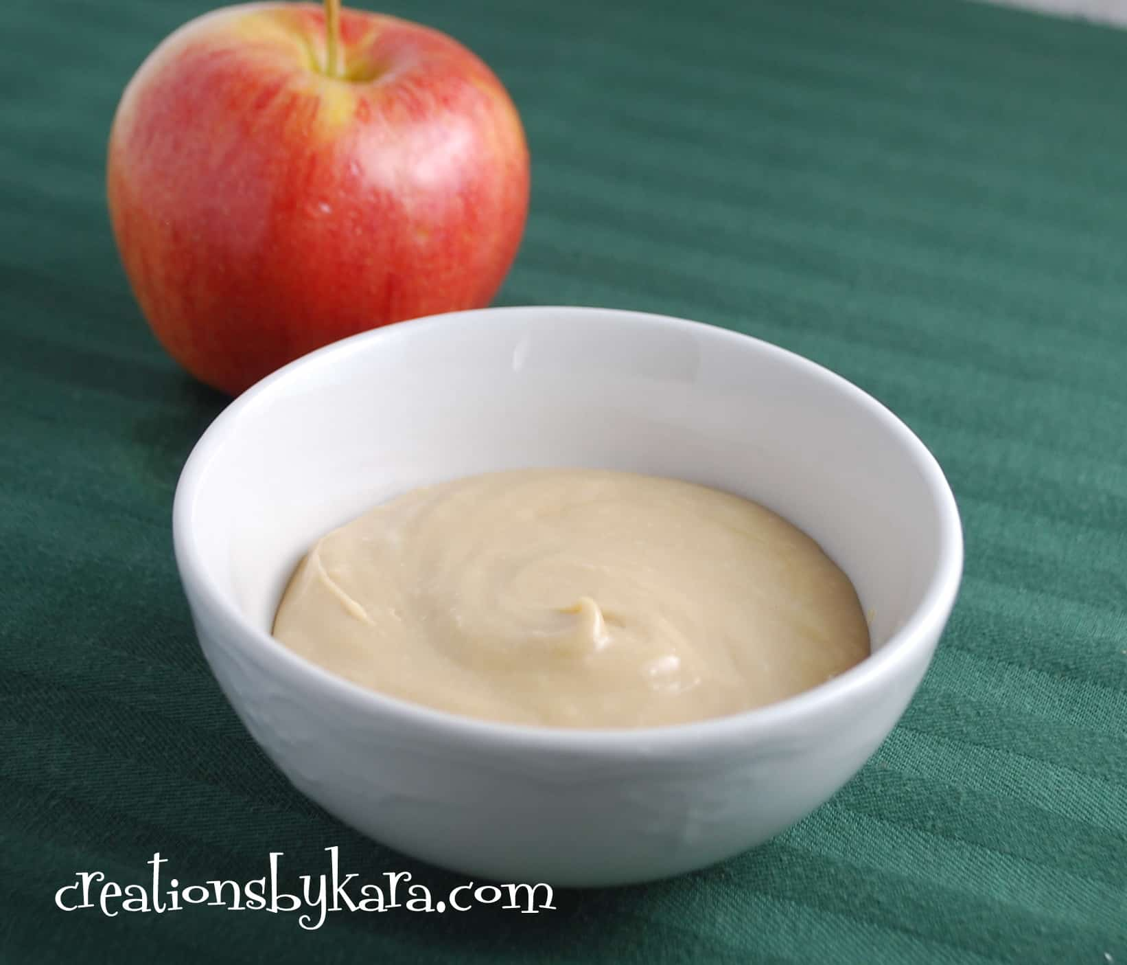 caramel-apple dip-recipe