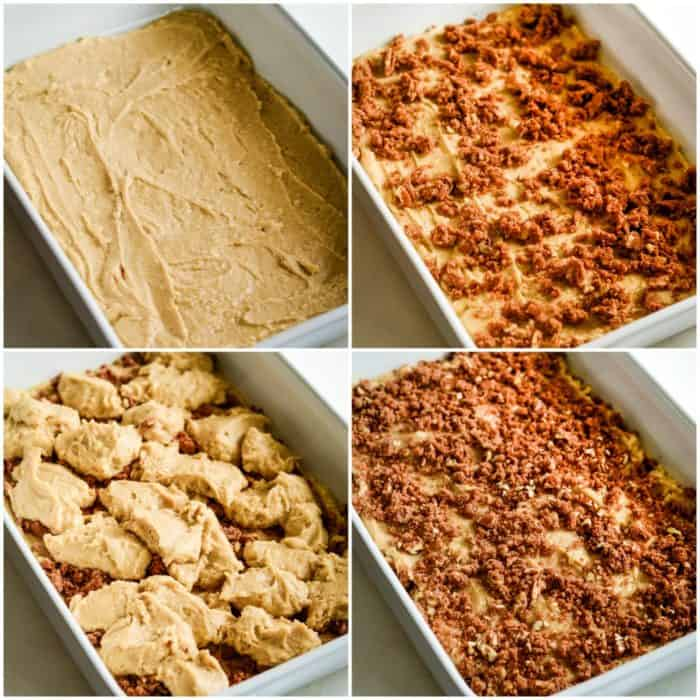 tips for making cinnamon streusel coffee cake