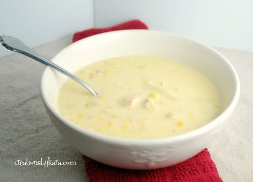 corn chowder-recipe
