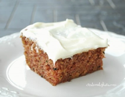 zucchini-cake, cream-cheese-frosting, recipe