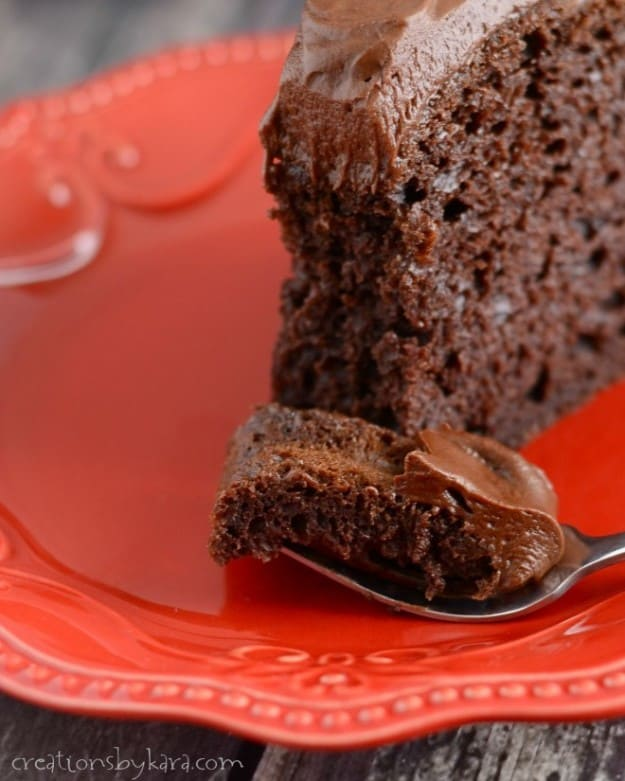 Recipe for the best Chocolate Bundt Cake you will ever taste!