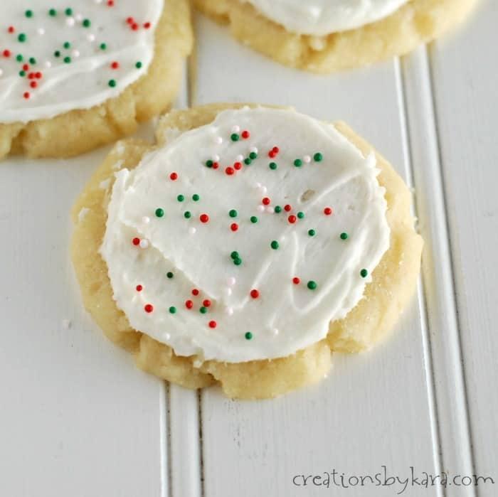 Christmas Cookies: M&M Chocolate Chip Cookies