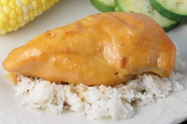 chicken-recipe, honey-mustard