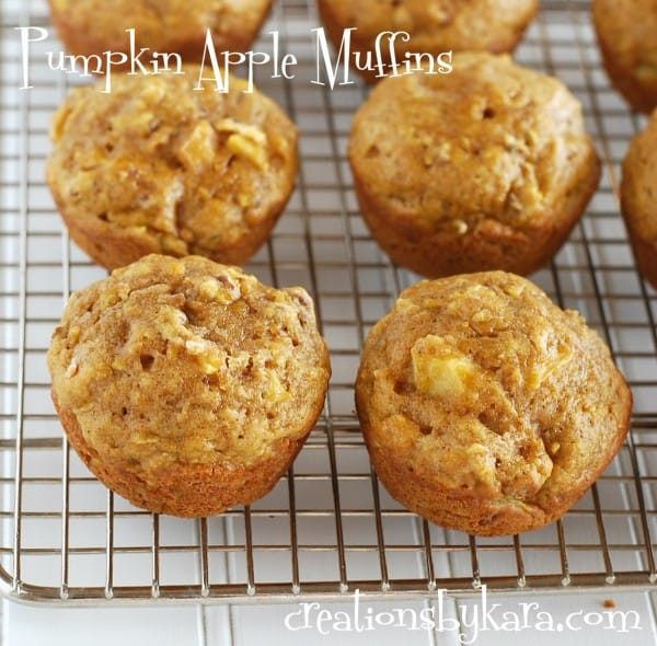 apple-pumpkin-muffins, recipe
