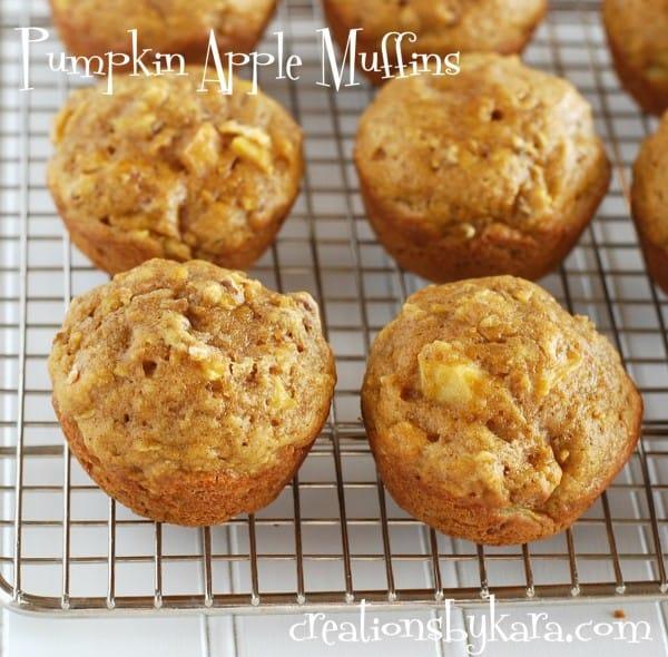 apple-pumpkin-muffins, recipe