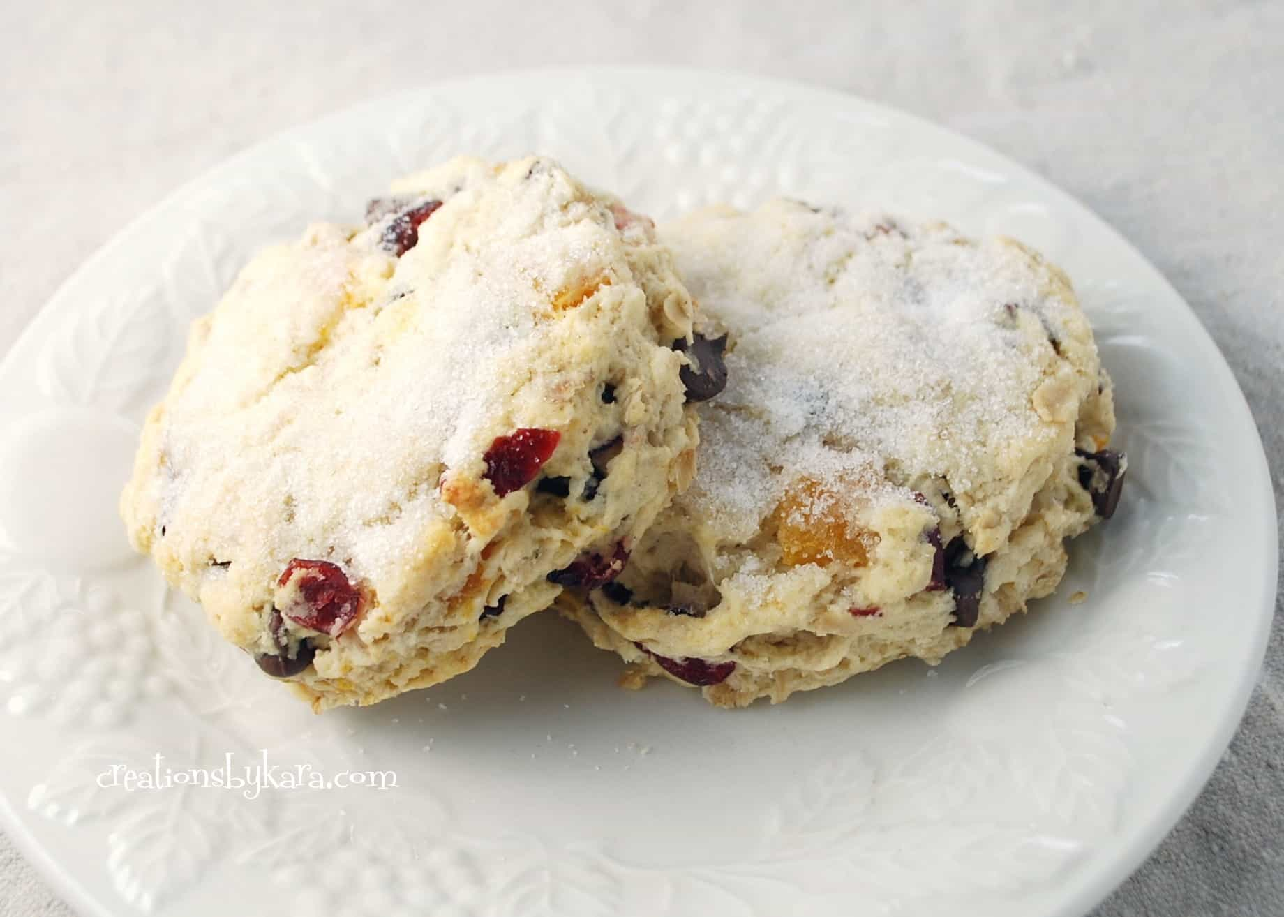 chocolate-chip-scones, recipe