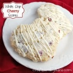 white-chocolate-cherry-scones, recipe