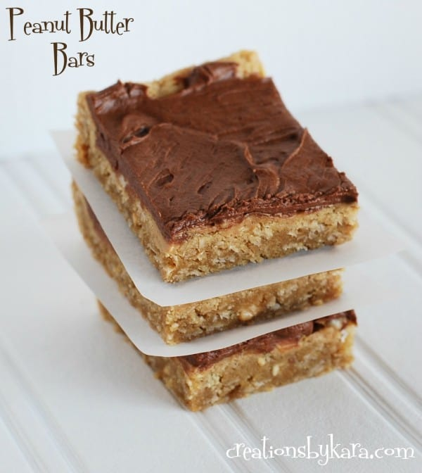 peanut-butter-bars-chocolate-frosting