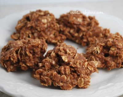 no bake cookie-recipe