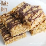 No-Bake Peanut Butter Bars Recipe