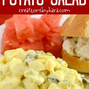 secret ingredient potato salad recipe