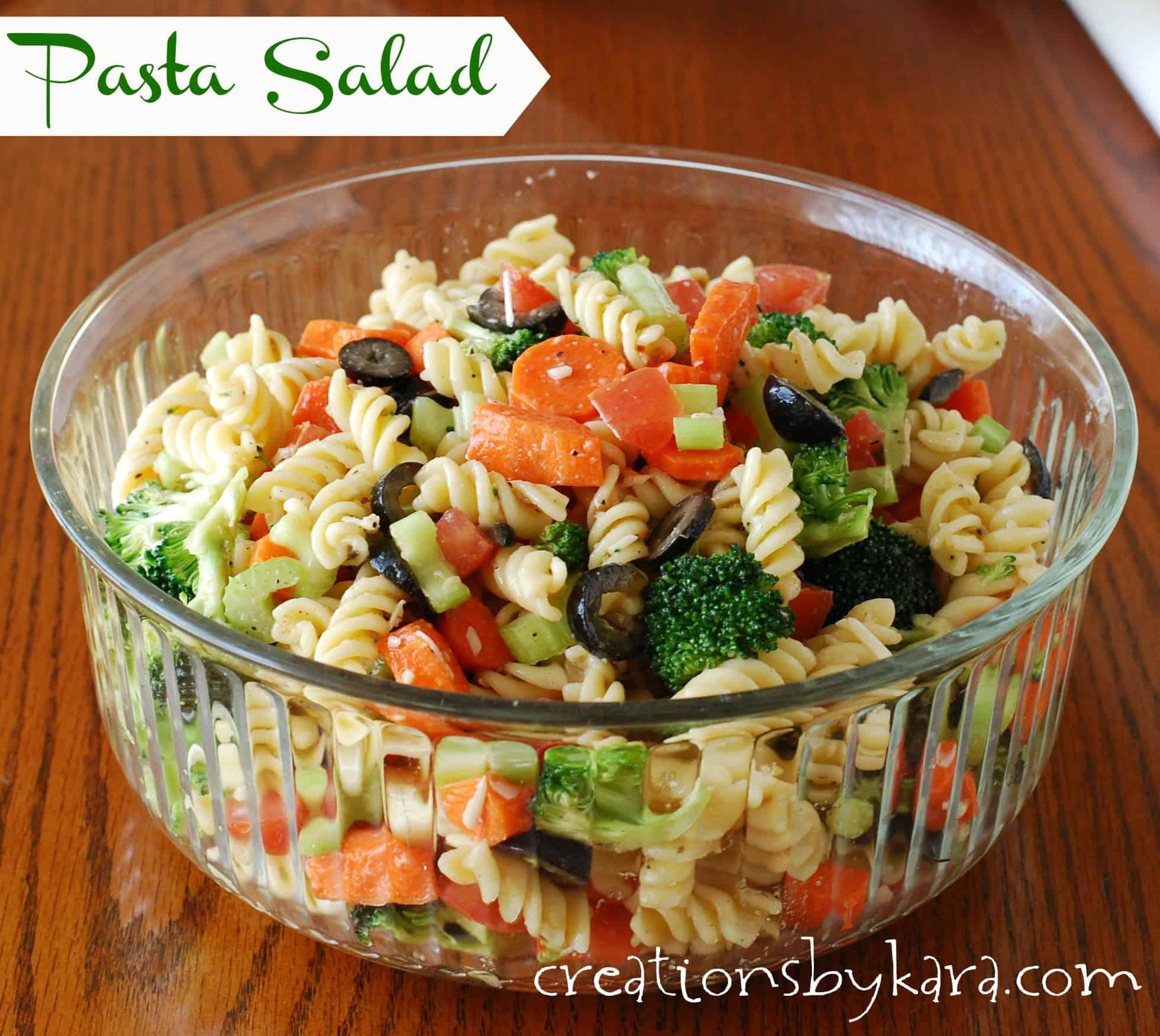 Italian Pasta Salad Recipe Dishmaps