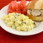Potato Salad with a secret ingredient