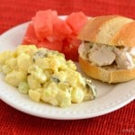 Flashback Friday Recipe: Potato Salad