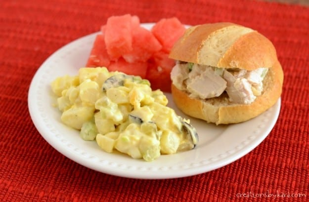 A secret ingredient makes this potato salad better than the rest!