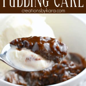 hot fudge cake pinterest pin