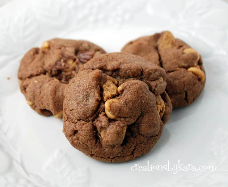 chocolate-cookie-peanut butter-recipe