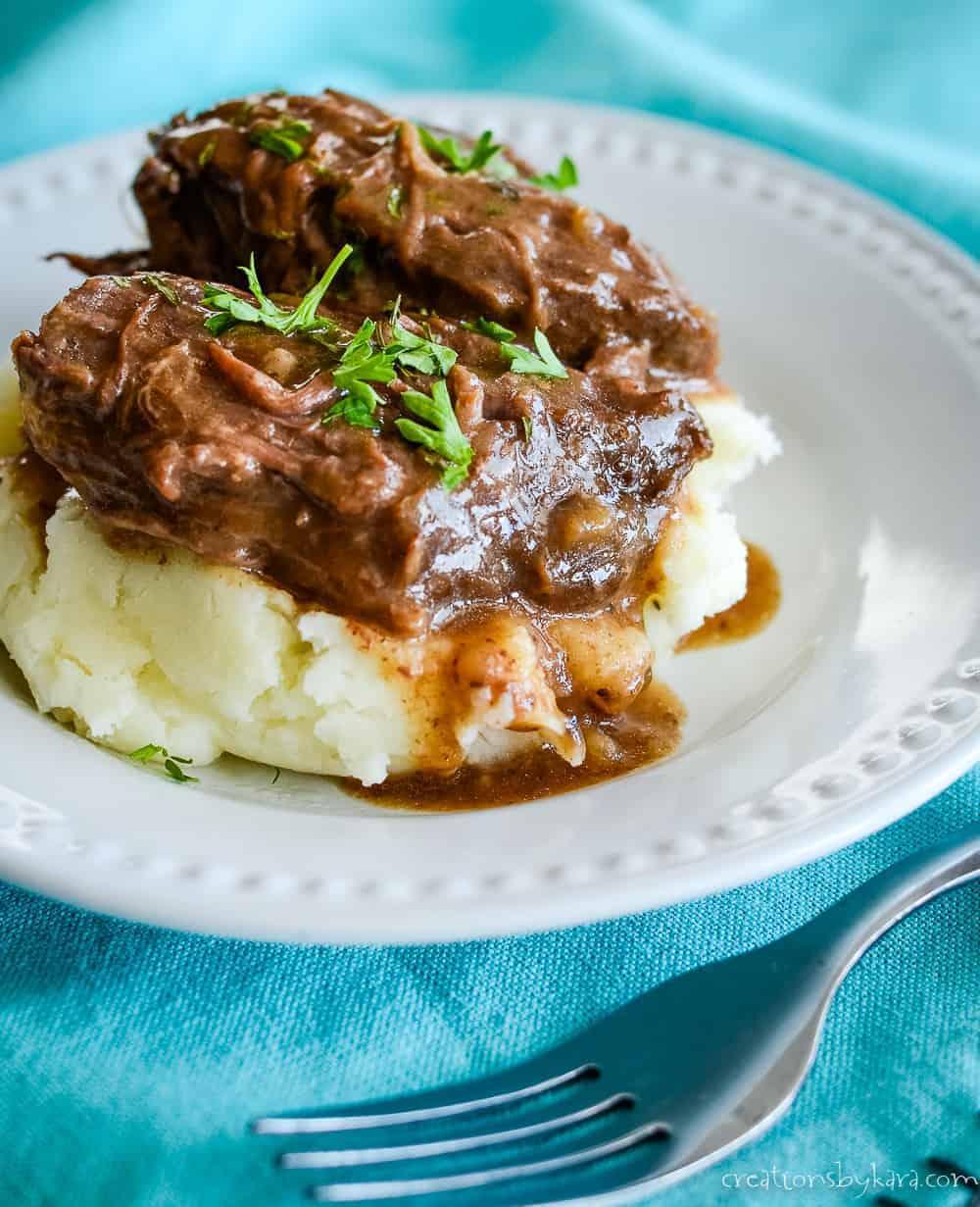 Best Ever Crock Pot Roast Beef Makes It S Own Gravy Creations By Kara