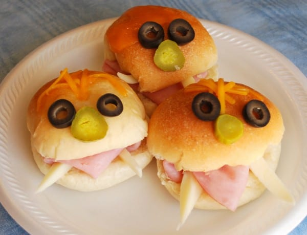 Cute Halloween Food Recipes