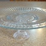 Making a Cake Stand–Christmas Gift Idea #2