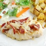 Honey Mustard Chicken with Bacon {Restaurant Recipe}