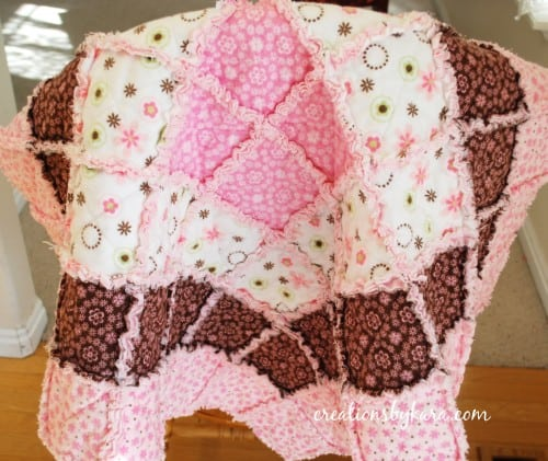 how-to-make-rag-quilt, sewing, tutorial