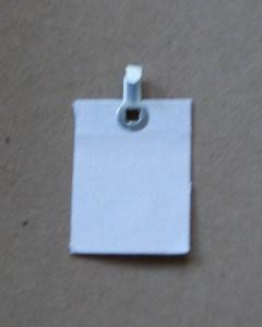 dollar store craft-hair bow holder