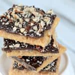Every bite of this cracker toffee is simply decadent. An easy candy recipe that is sure to be a family favorite!