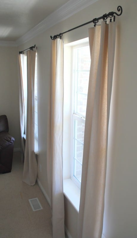 Canopy Bed Blackout Curtains