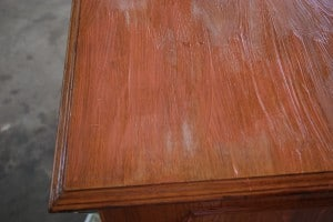 diy-refinish furniture
