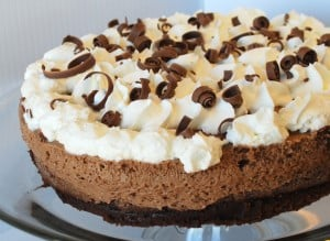 chocolate-mousse cake-recipe