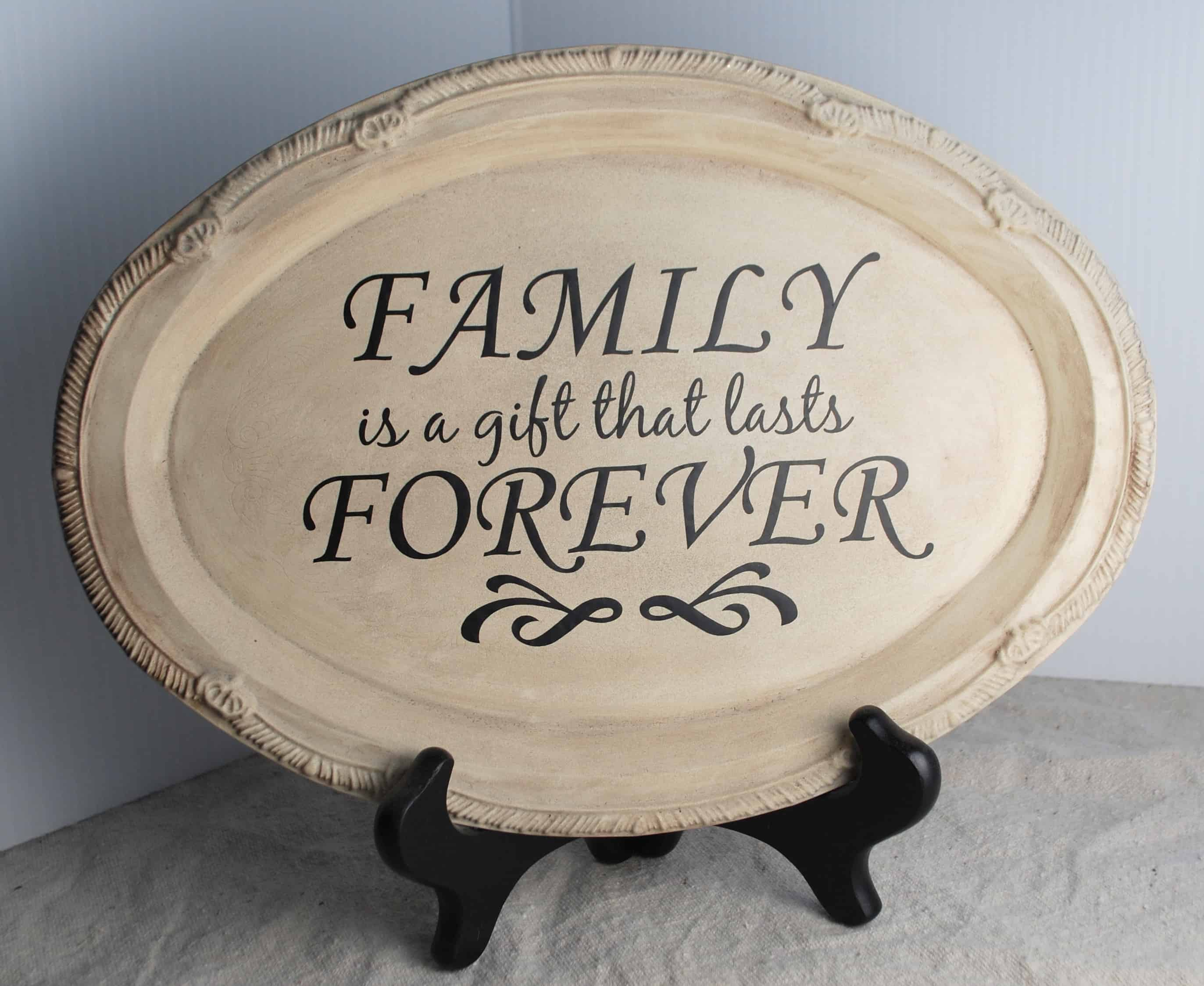 Family Plaques With Quotes Quotesgram
