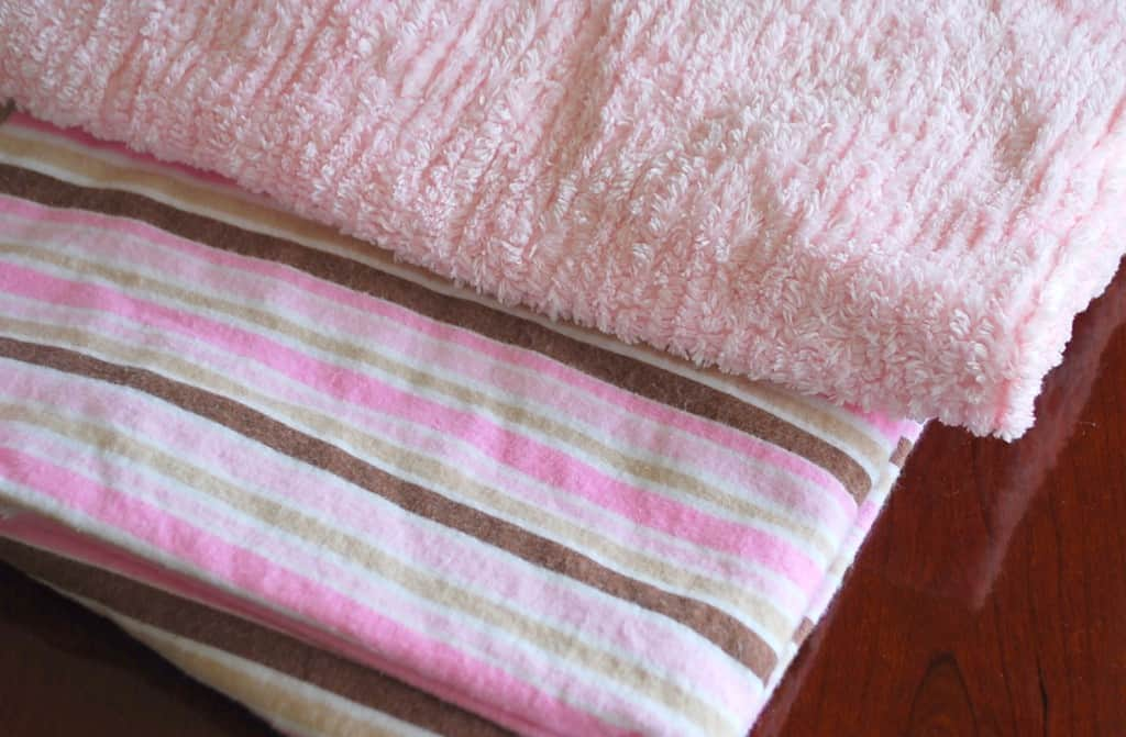 baby washcloth-tutorial