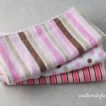 Baby Washcloth Tutorial