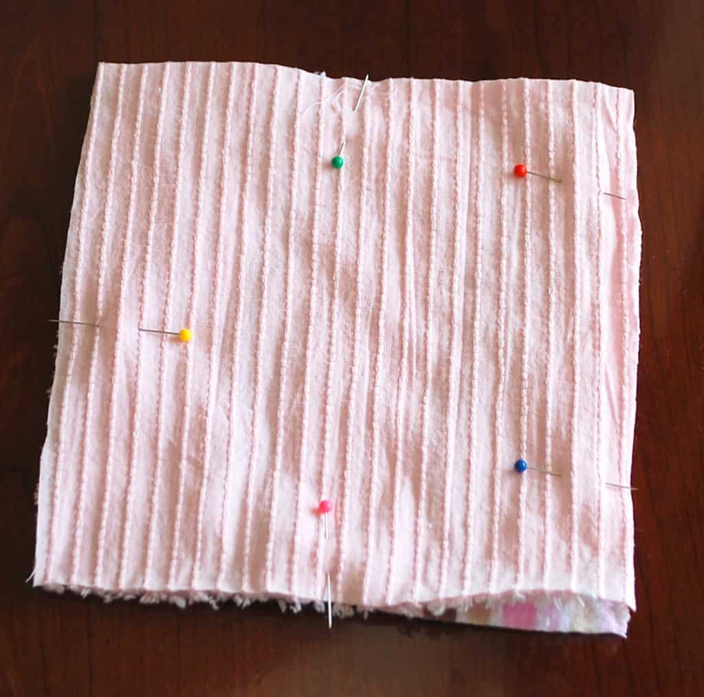 baby washcloth-tutorial