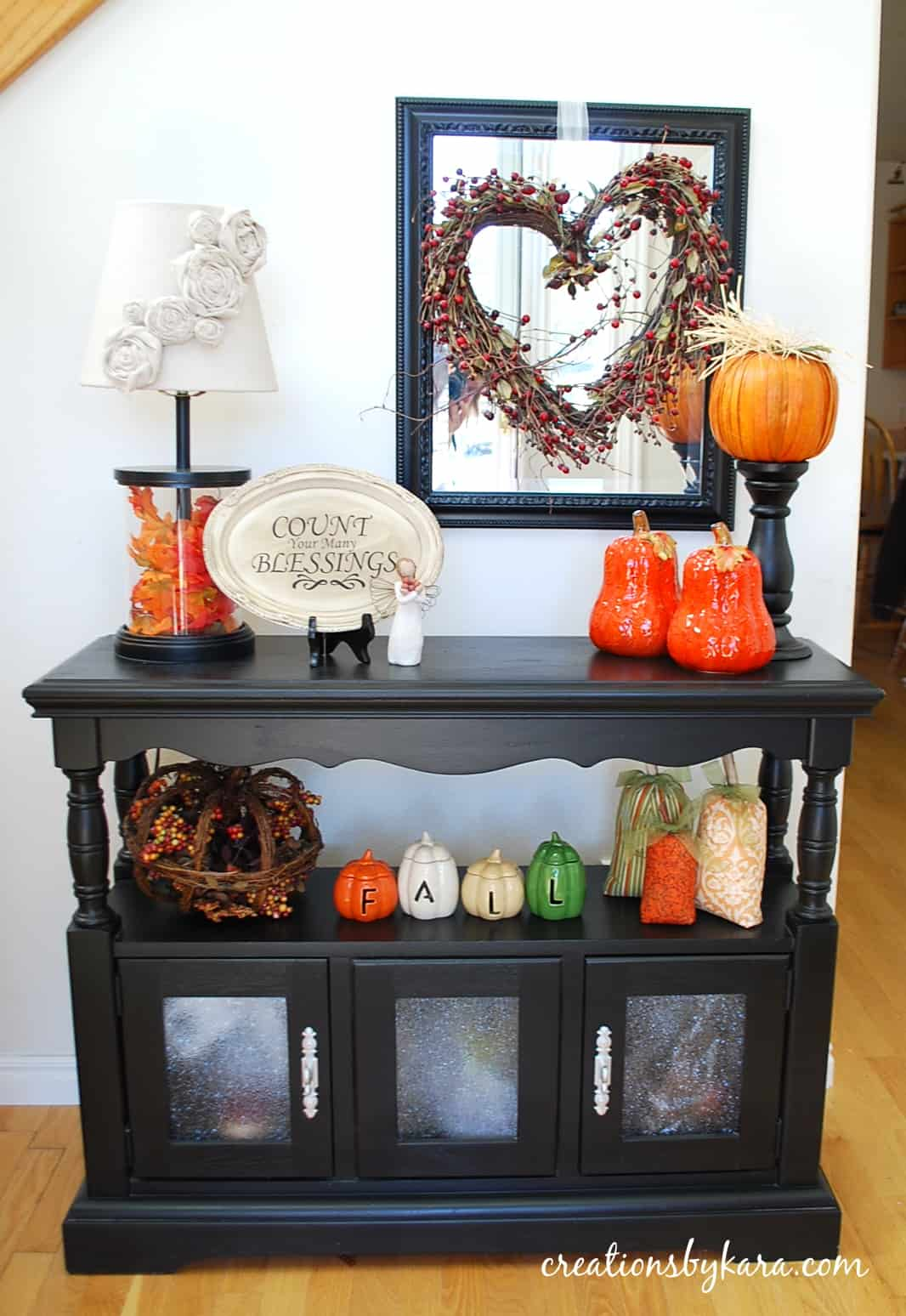 Fall home decor Fall home decorating ideas diy