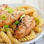 Flavorful Lemon Chicken Pasta