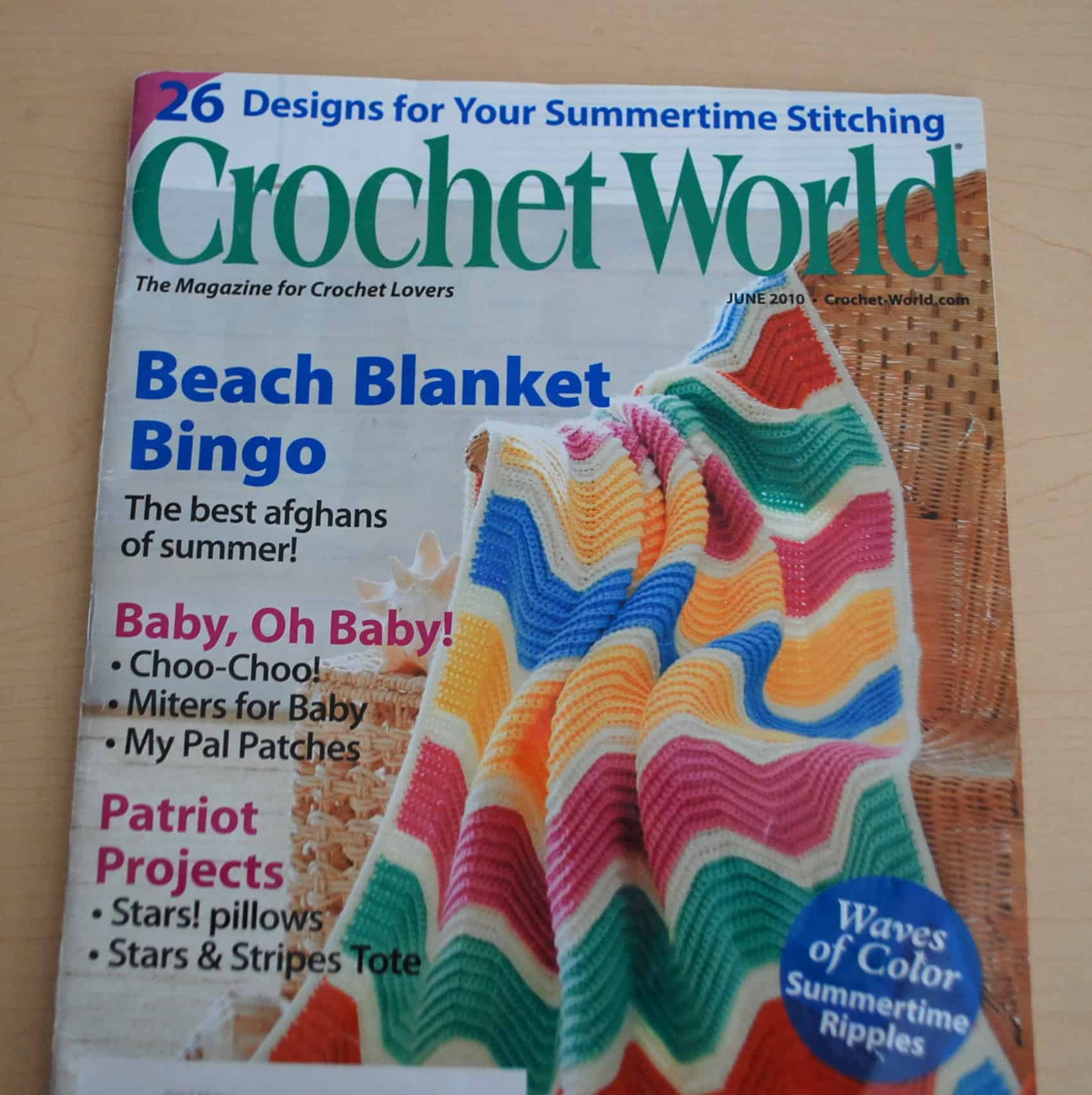 Creative Crochet Magazine : crochet magazine