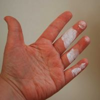 How to Remove Primer from Skin-Without Chemicals!! {Painting Tip}