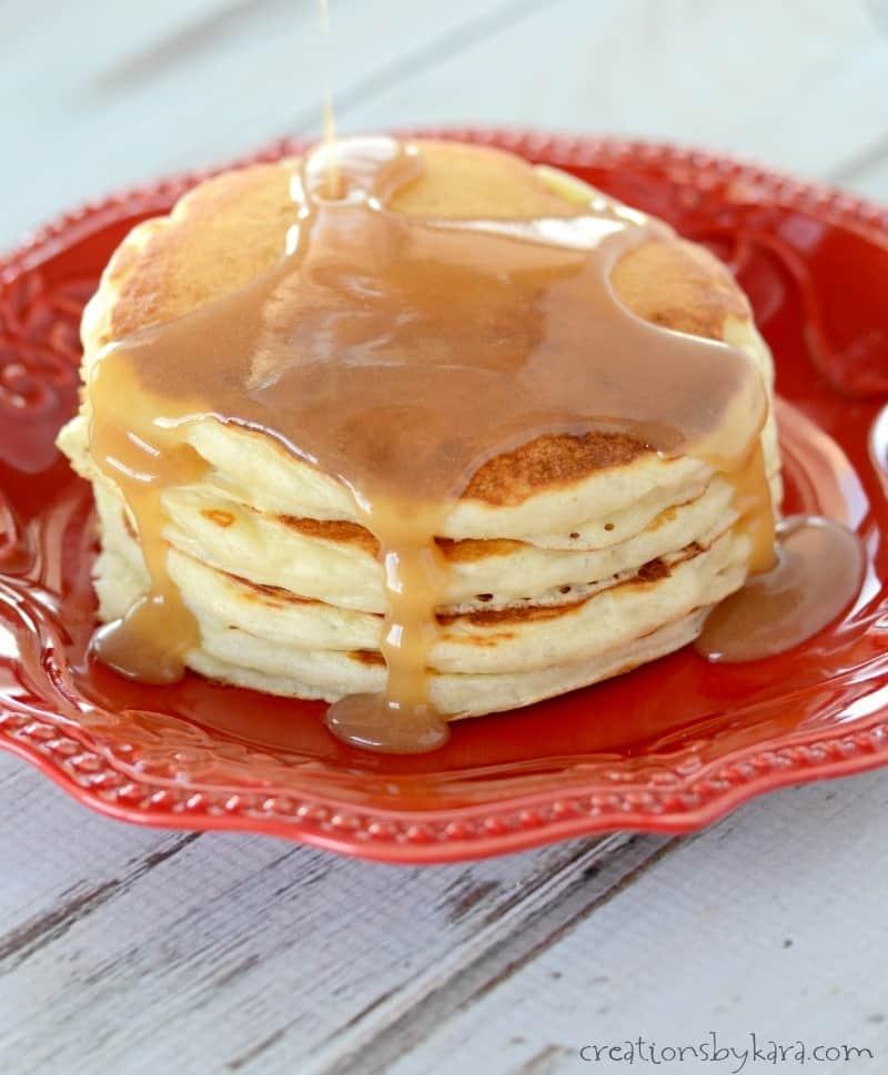 how to make the perfect pancake recipe
