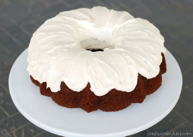 Seriously the best Pumpkin Cake I have ever tasted!