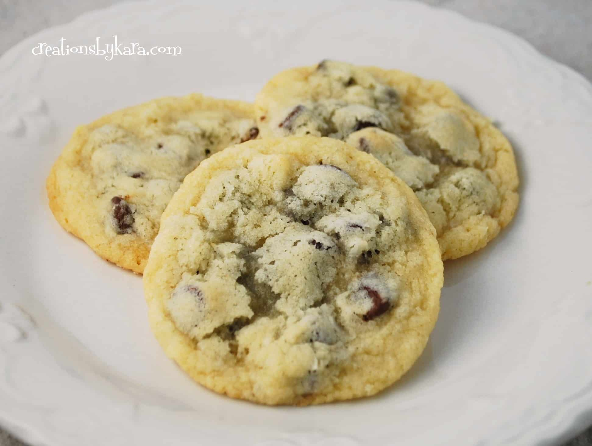 coconut chocolate chip cookies 007 - Creations by Kara