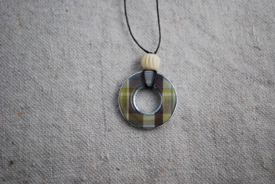 Washer necklace tutorial 13 now aloadofball Images