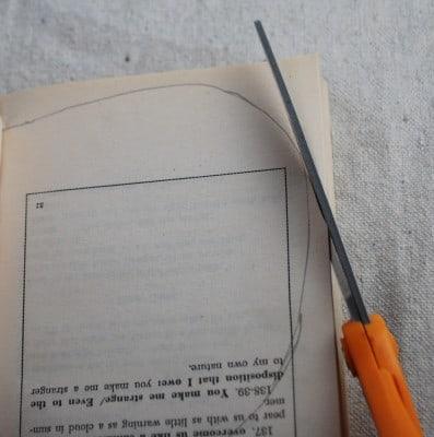 Старинная книга из бумаги мастер класс