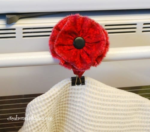 gift idea-towel clip