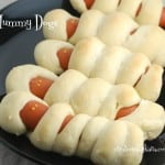 Halloween Recipe- Mummy Dogs